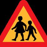 Children-Crossing perfect nanny
