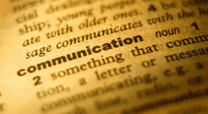 Communicate ideal housekeeper