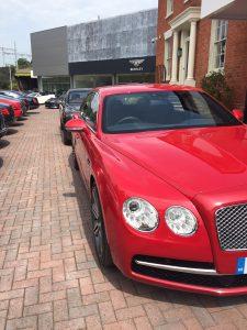 Pangbourne Bentley