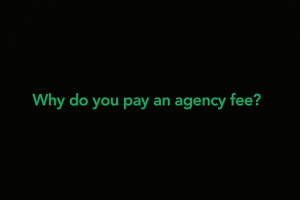 Why Do You Pay An Agency Fee | Polo & Tweed
