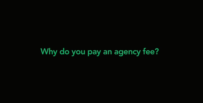 Why Do You Pay An Agency Fee   Polo & Tweed