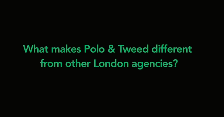 What Makes Polo & Tweed Different