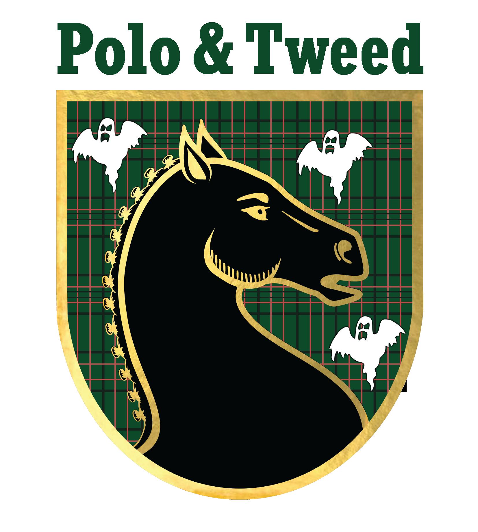 Polo tweed Halloween