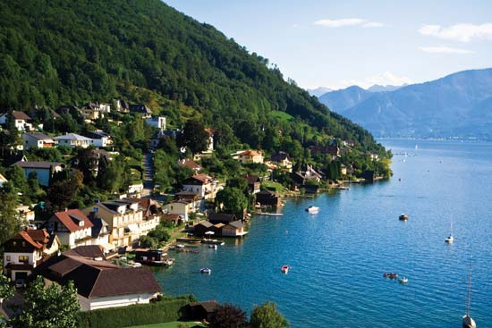 Full Time Nanny Required for Beautiful Family and Home in Gmunden