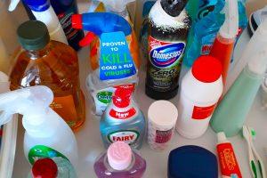 Close up liquids