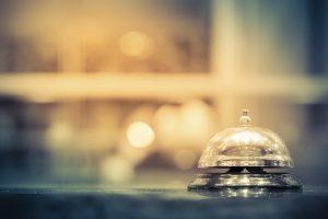 Restaurant bell