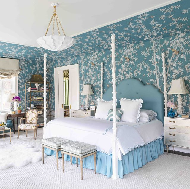 Beautiful Bedrooms: Hire A Qualified Live-in Nanny Housekeeper