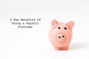 Benefits of a payroll provider