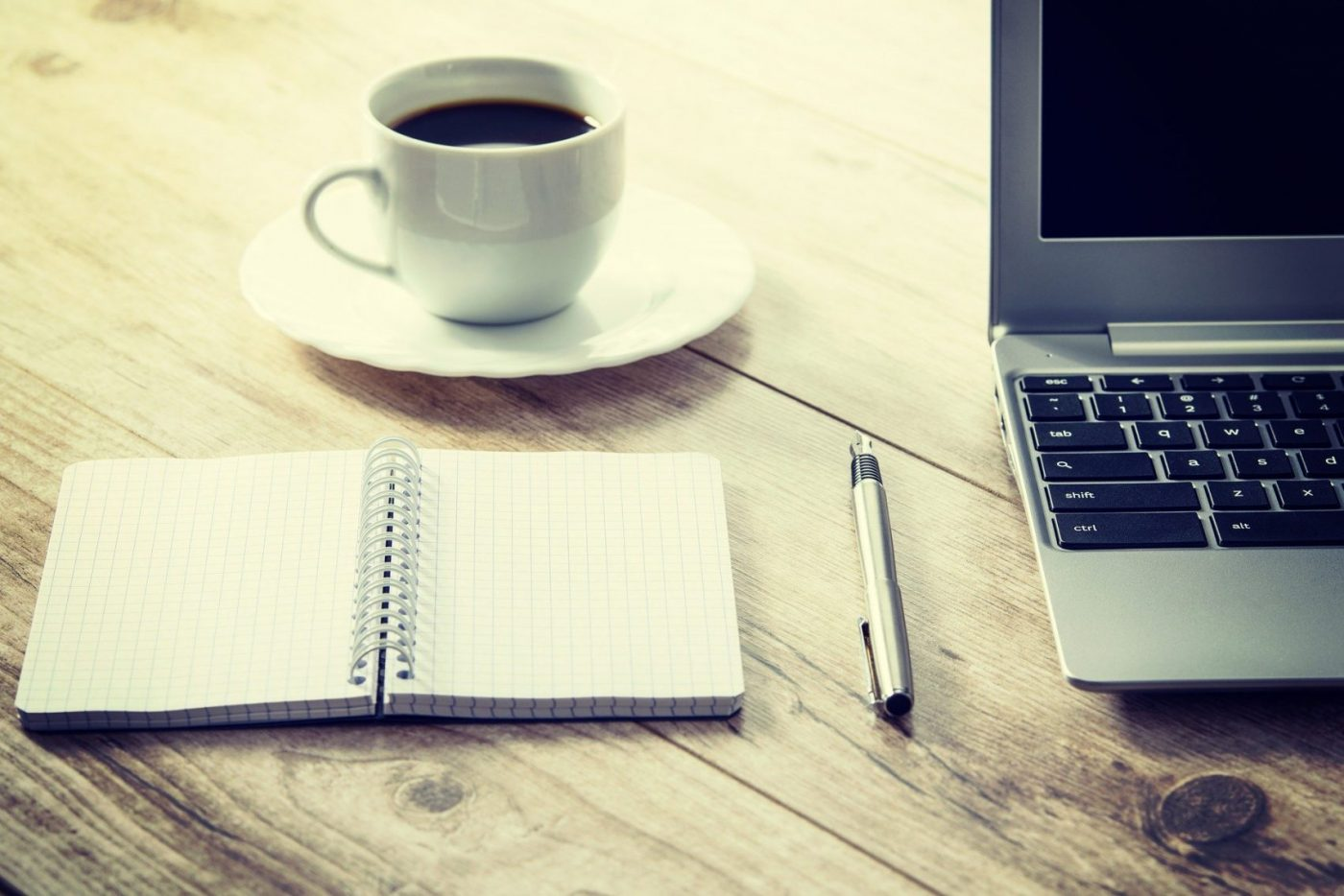 Coffee and Online Training