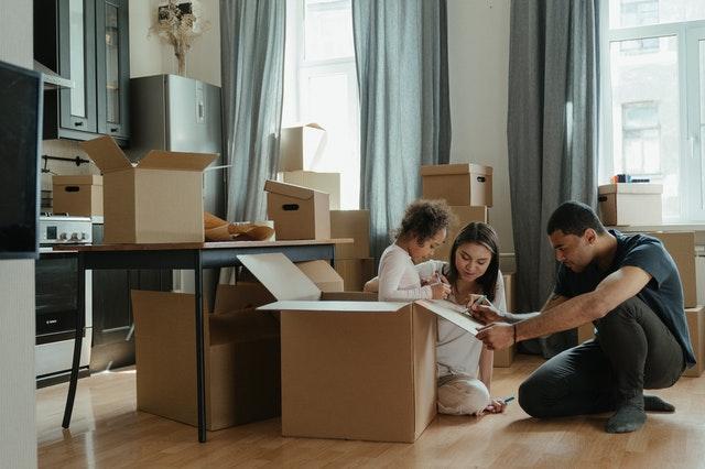 family unpack