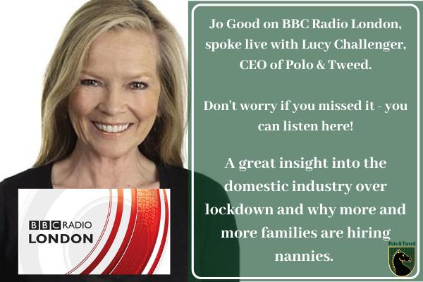 Jo Good BBC