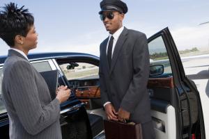 chauffeur suitcase